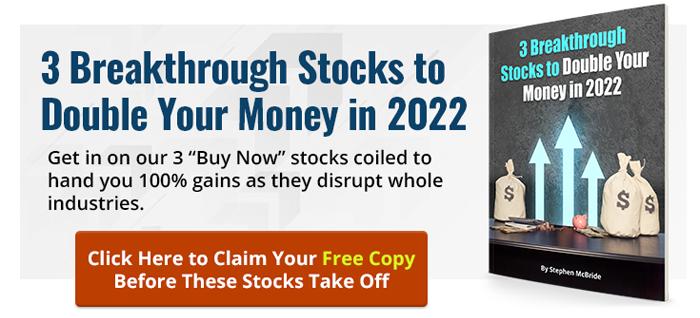 3 Breakthrough Stocks Set to Double Your Money